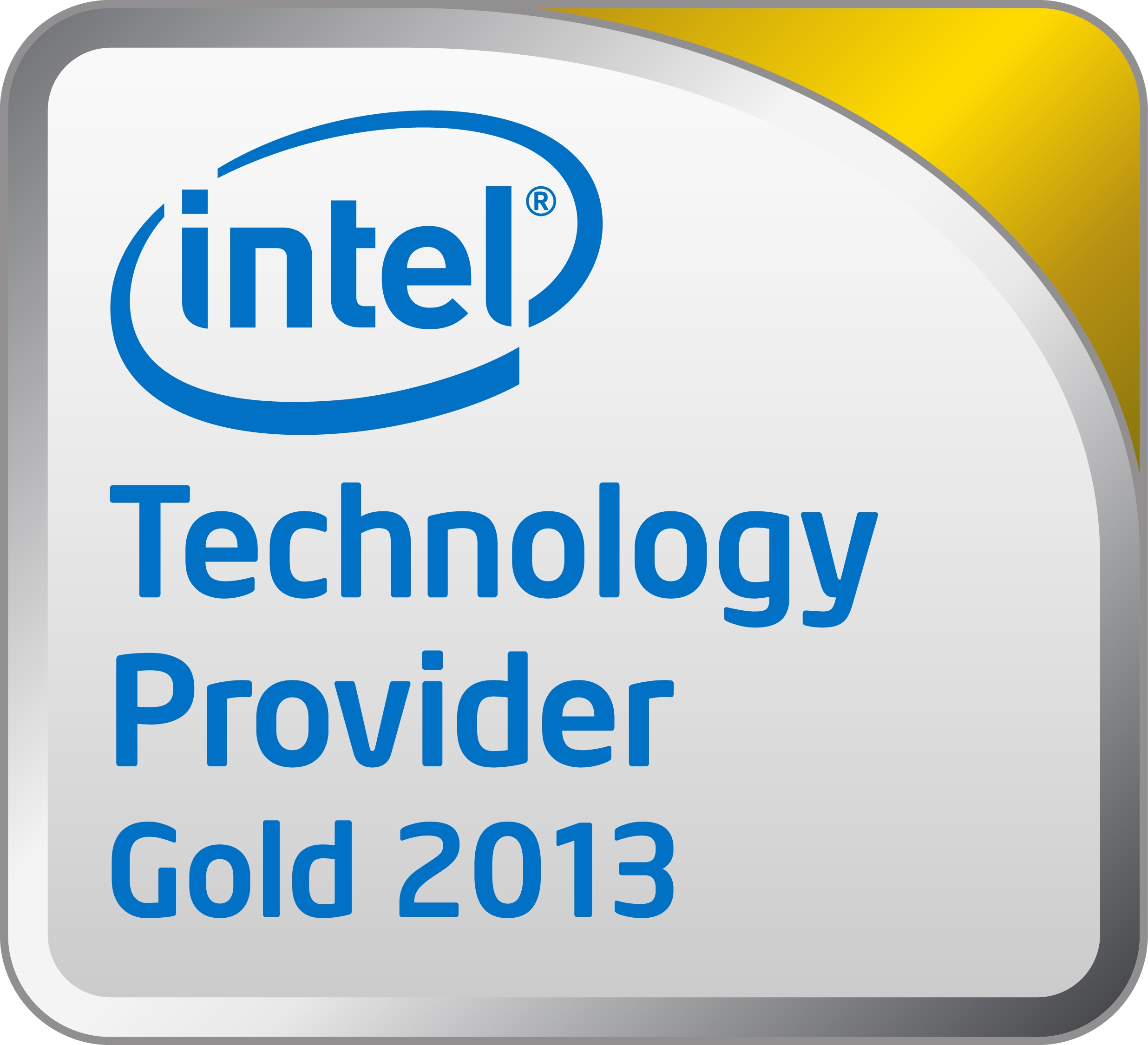 Intel Gold Partner Intel