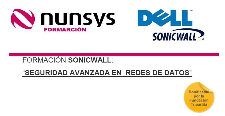 formacion sonicwall Curso de SonicWall para Seguridad en Redes de datos