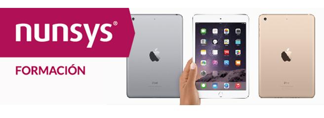 curso productividad ipad1 Curso 100% bonificable Mejora tu productividad usando el iPad