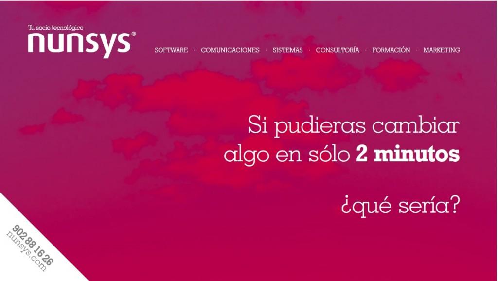 nunsys google plus 1024x578 Oferta de trabajo: Buscamos Consultor de Navision en Valencia