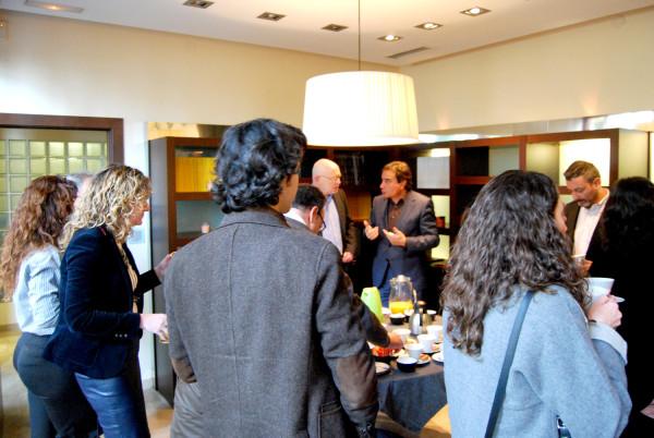 desayuno ecommerce 10 e1422962434407 Resumen de la primera Jornada Ecommerce de Nunsys