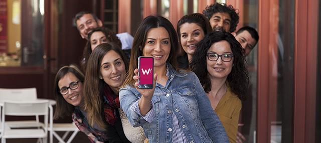 mailing wow Wow, una app que facilita la comunicación en las empresas