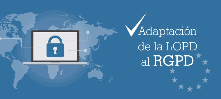 Campaña RGPD europa ¿Cómo adaptarse de forma sencilla al Reglamento General de Protección de Datos (RGPD)?