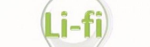 Li-fi conexión Internet