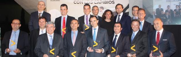premios noche de las telecomunicaciones 2014 ganadores
