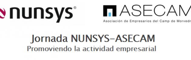 jornada ASECAM y Nunsys