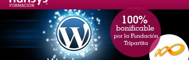 curso de wordpress en valencia