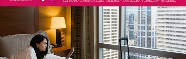 subvención de wifi en hoteles con nunsys